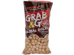 Global Boilies HALIBUT 20mm 2,5kg