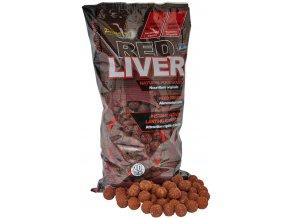 Red Liver - Boilie potápivé 2,5kg 20mm