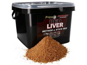 Method & Stick Mix Red Liver 1,7kg  Slevněte si produkt na 296,10 Kč za pouhou registraci na webu