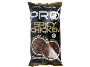 Pro Spicy Chicken - Boilie potápivé 2,5kg 20mm