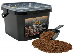 Pro Spicy Chicken Pelety Mixed 2kg