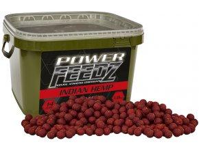 Boilies Power FEEDZ Indian Hemp 14mm 1,8kg