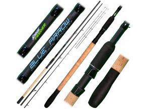 Blue Arrow Feeder 3,6m Heavy 90-140g  + 10% sleva na tento produkt za registraci  + DOPRAVA zdarma