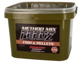 Method Mix Feedz Fish & Pellets 1,7kg