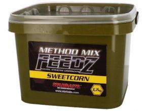 Method Mix Feedz Sweetcorn 1,7kg
