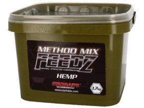 Method Mix Feedz Hemp 1,7kg