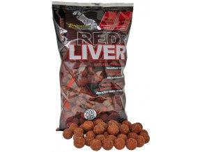 Red Liver - Boilie potápivé 1kg 20mm  Slevněte si produkt na 337,50 Kč za pouhou registraci na webu
