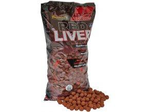 Red Liver - Boilie potápivé 2,5kg 14mm  Slevněte si produkt na 778,50 Kč za pouhou registraci na webu