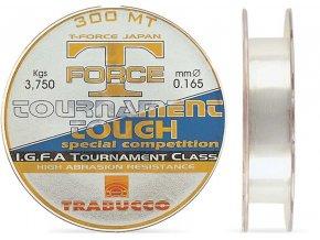 TRABUCCO VLASEC T-FORCE TOURNAMENT TOUGH 150M 0,165mm  + 10% sleva platná ihned po registraci pro všechny