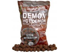 Hot Demon - Boilie potápivé 1kg  Slevněte si produkt na 337,50 Kč za pouhou registraci na webu