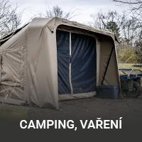 Camping, vaření