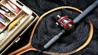 Povinná rybářská výbava 2019