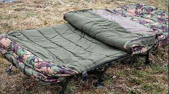 Hledáte dokonalý rybářský spací pytel? Je tady pro Vás jeden tip!