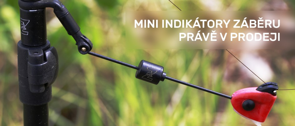 Nové Zfish Bite Indicatory Mini
