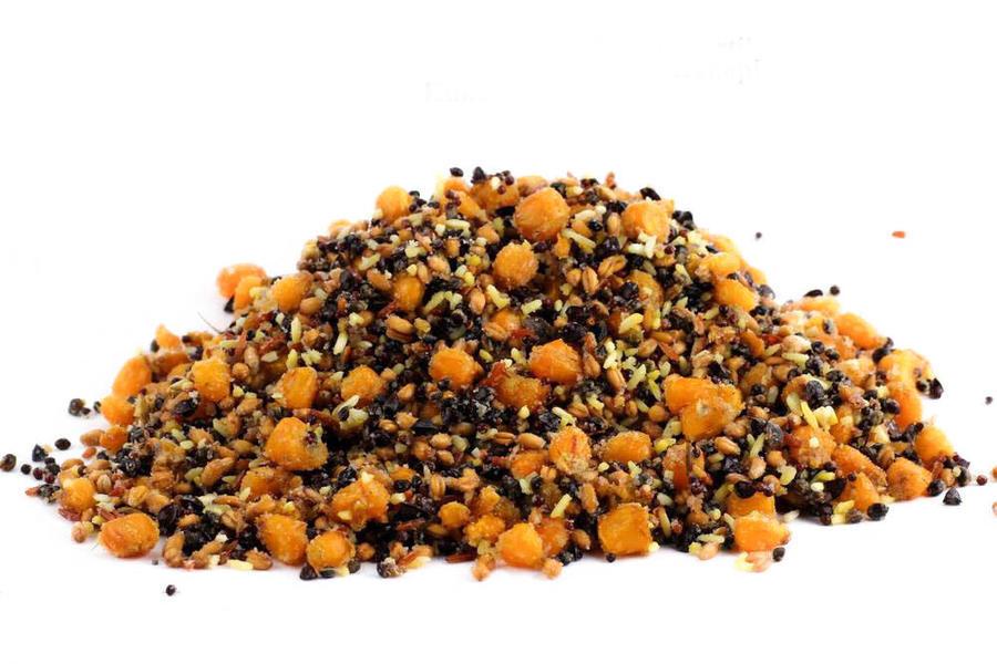 Kukuřice,partikly,semena
