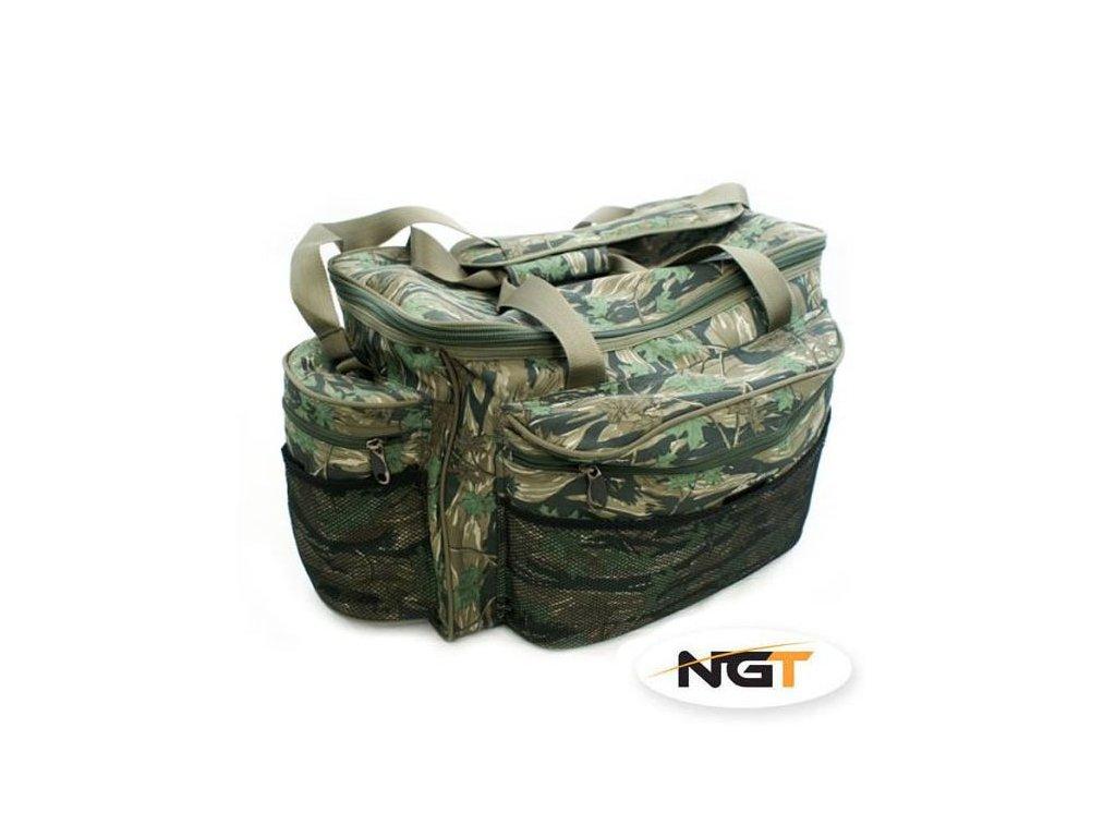 NGT Taška Camouflage Carryall