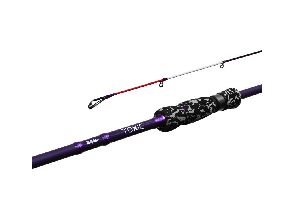 Delphin prut TOXIC Spin 240cm/10-35g