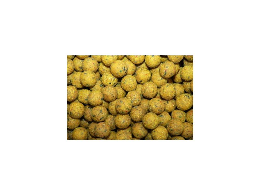 LK Baits boiles Economic Sweet Pineapple 1kg, 20 mm (Sladký Ananas)