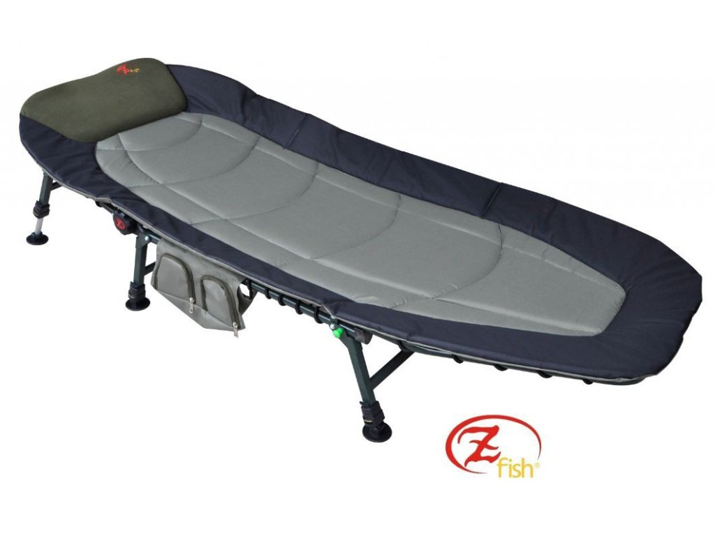 Zfish Lehátko Classic Bedchair + Organizér Zdarma!