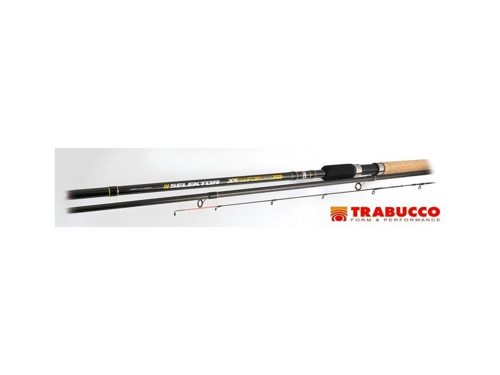 Trabucco Prut Selektor XSMaster Feeder 3,60m/75g M