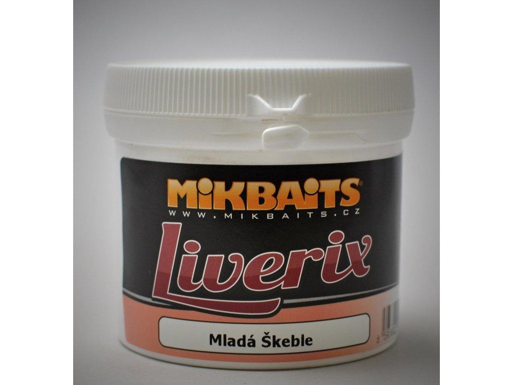 MIKBAITS LIVERIX OBALOVAČKA 200G - MAZANÁ ŠKEBLE