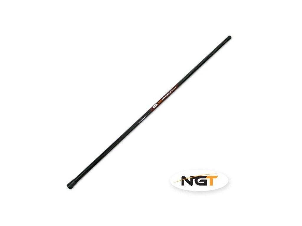 NGT Podběráková teleskopická tyč 2,2m