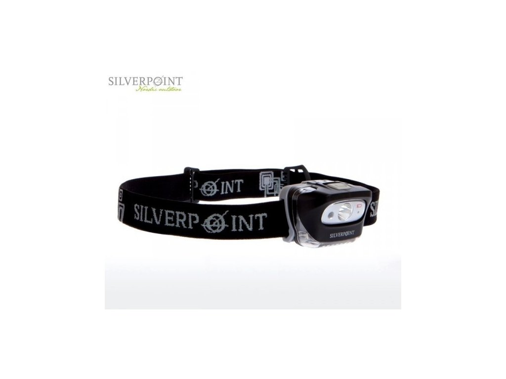 Silverpoint Čelovka Guide XL165