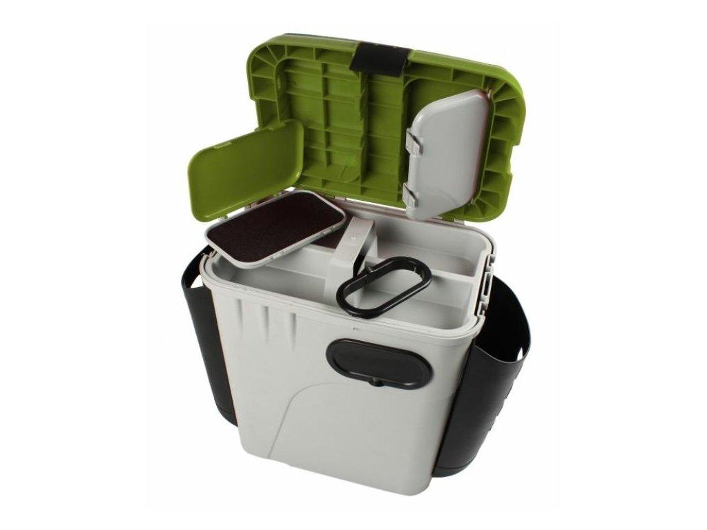 Multifunkční box na zimní rybolov Aqua (střední)