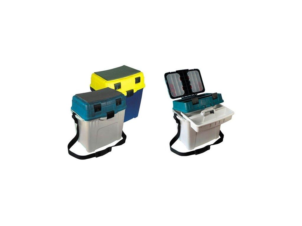Multifunkční box na zimní rybolov Aqua (velký)