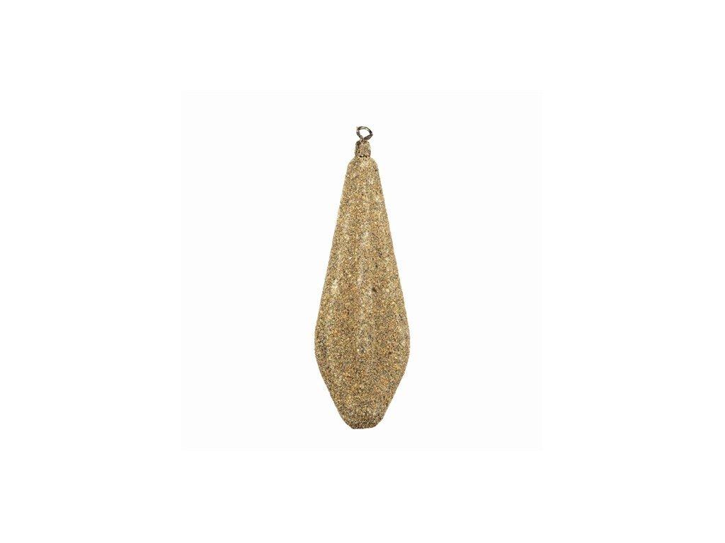 Trilobit na obratlíku - kámen