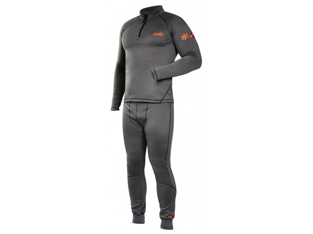 TERMO KOMPLET NORFIN WINTER LINE GRAY