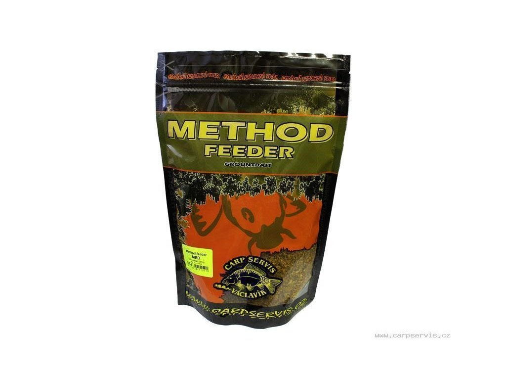 Václavík method Feeder Groundbait - 600g