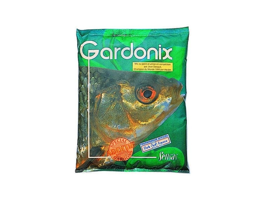 Práškový posilovač SENSAS Gardonix (Plotice) 300g