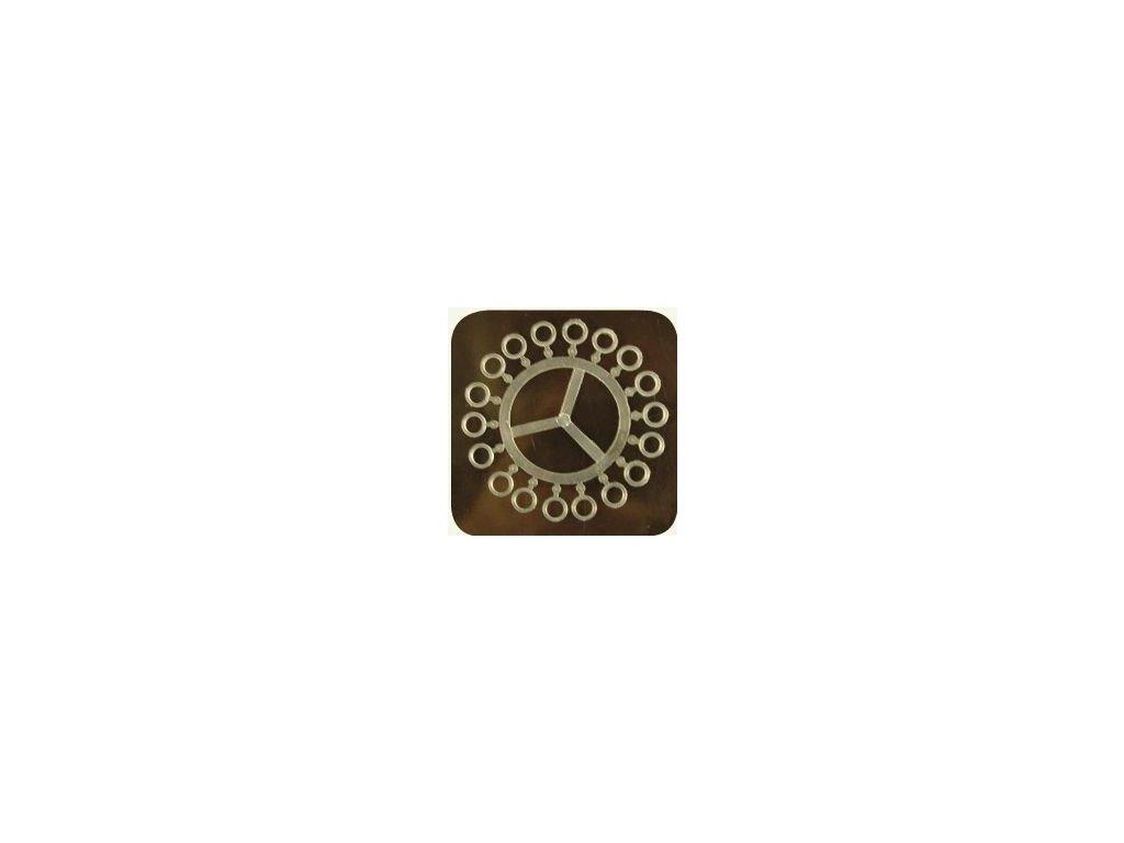 Extra Carp Silikonový kroužek na nástrahy 5,5mm