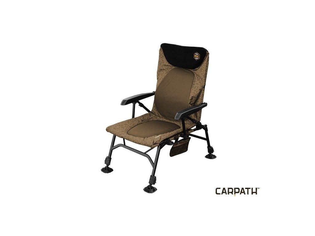 Křeslo Delphin RSC Carpath