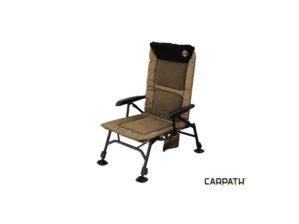 Křeslo Delphin CX Carpath