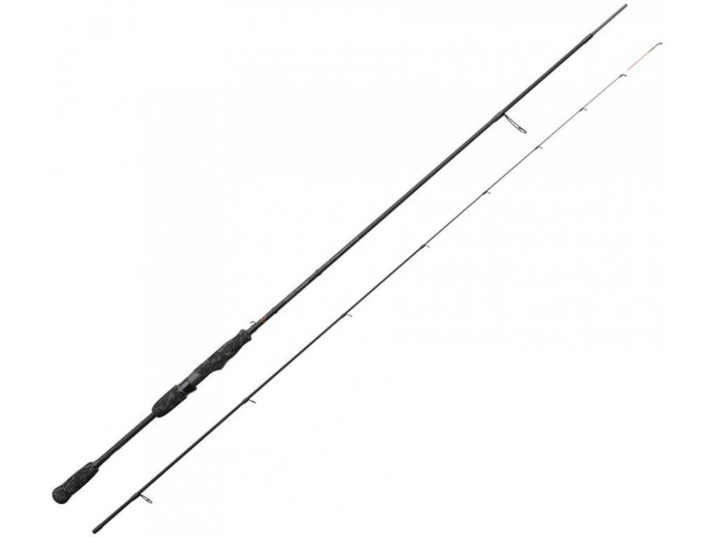 Savage Gear Prut Black Savage Dropshot 2,33 m 5-18 g
