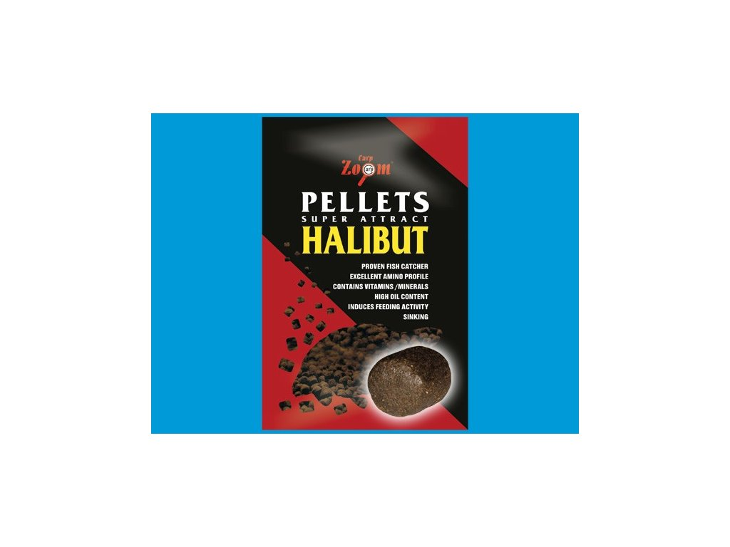 Feeding Halibut Pellets - 800 g 10mm