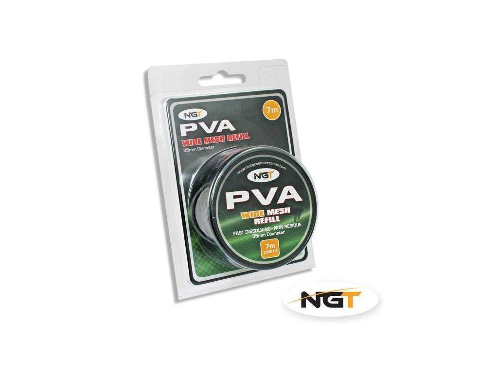 NGT PVA Náhradní Rukáv Refill 7mx35mm