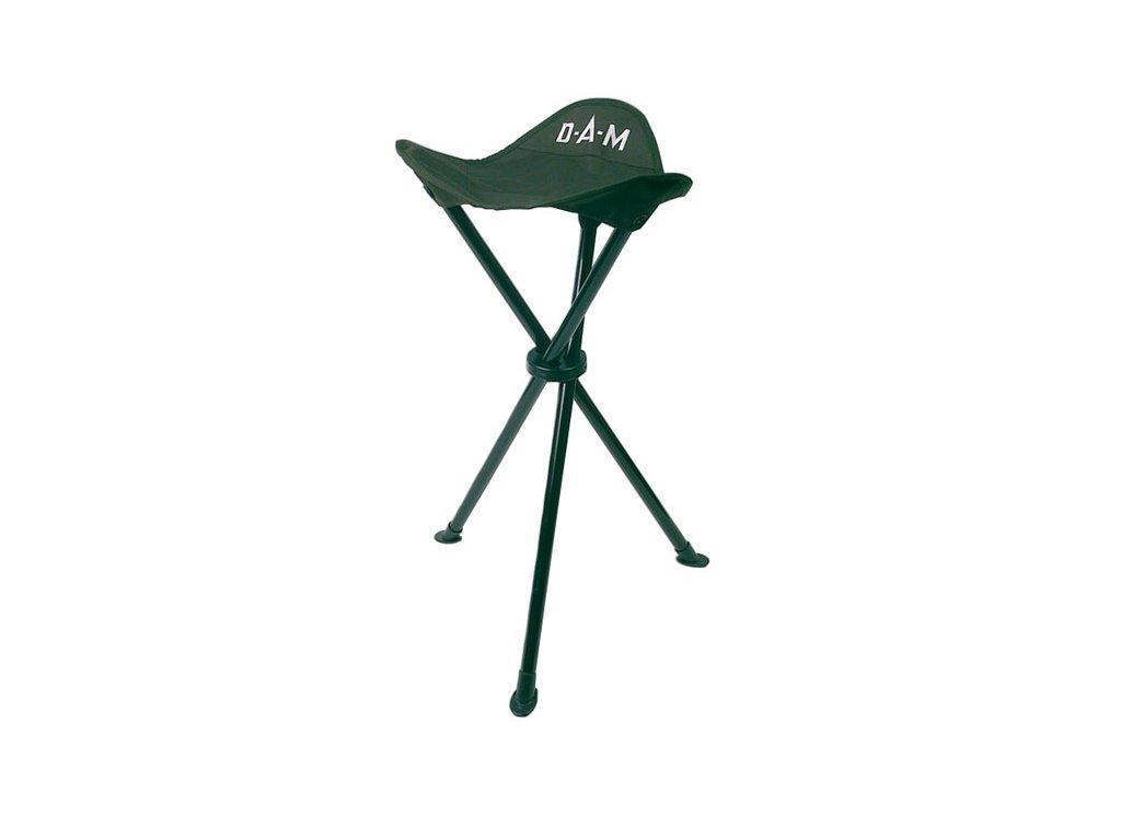 Stolička DAM 3-Legged Folding chair