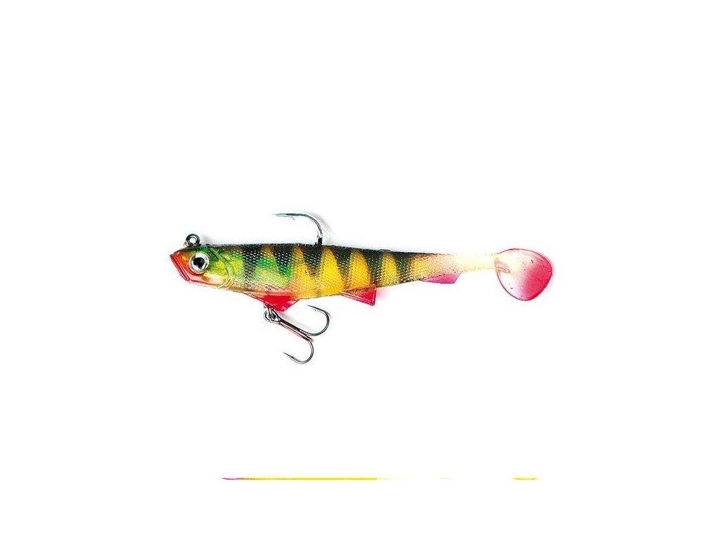 Nástražní rybička 06/120mm - 21g natural