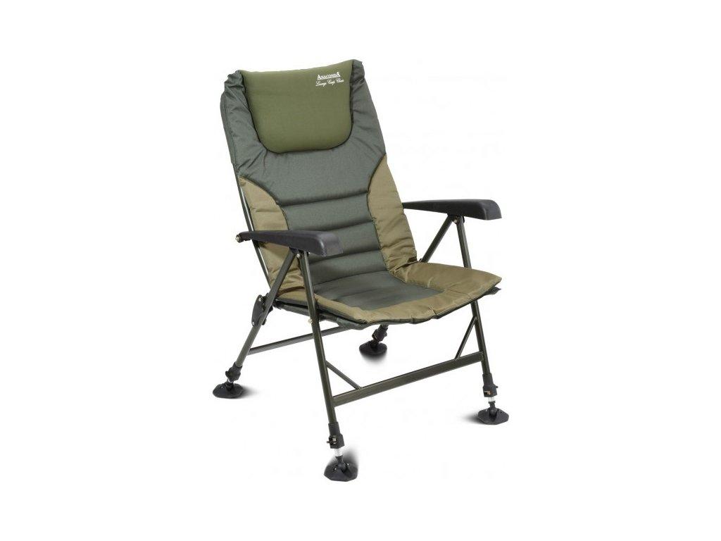 Křeslo Anaconda Lounge Carp Chair