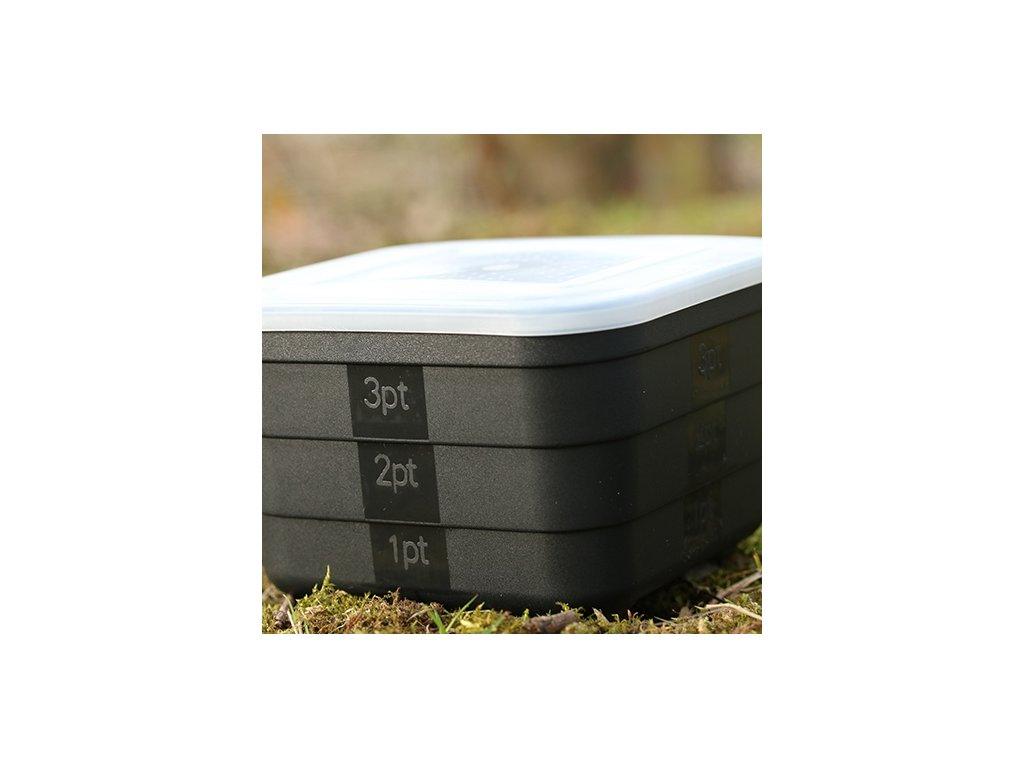 Krabička na červy Gardner Maggot / Bait Tubs - 3.5 pint: 110mm