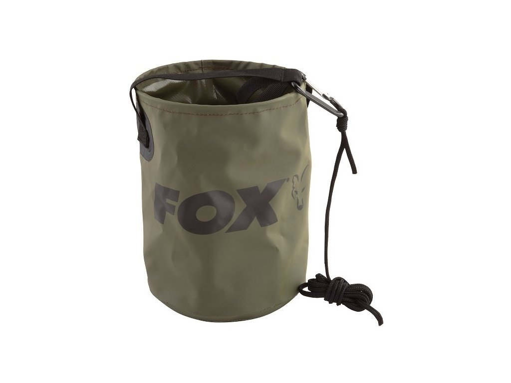 VĚDRO NA VODU FOX COLLAPSIBLE WATER BUCKET