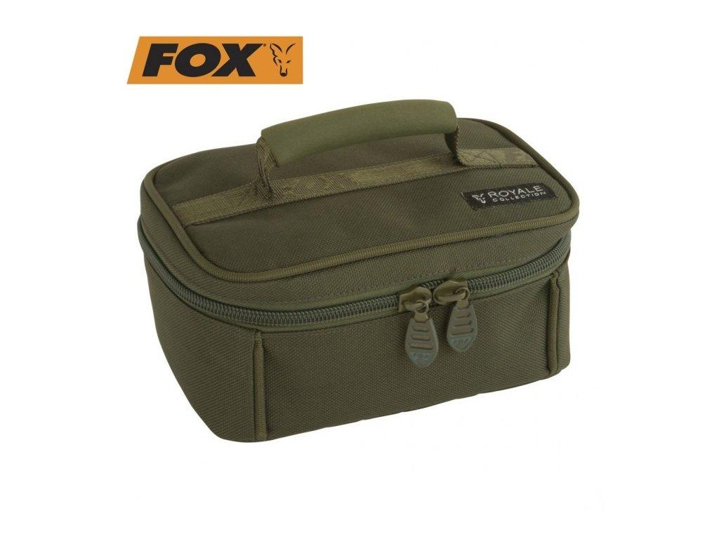 POUZDRO NA NÁVNADY FOX ROYALE DIP BAG - 6 NÁDOBEK
