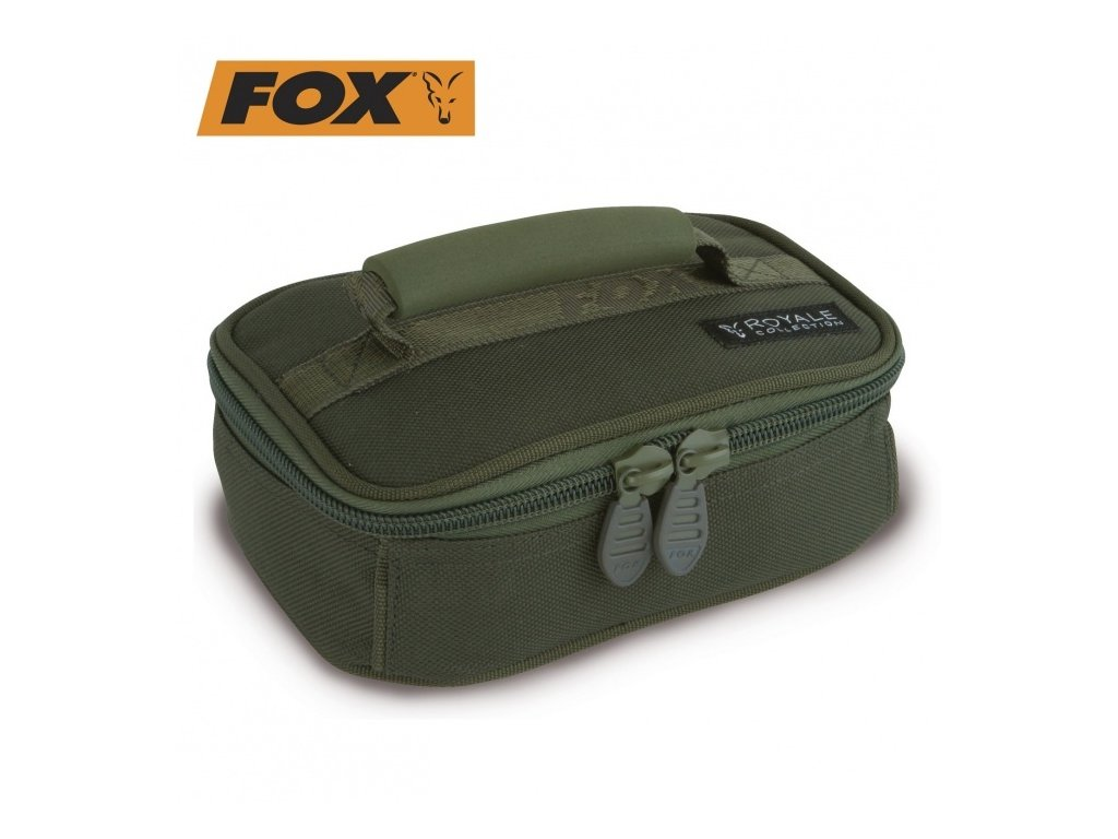 POUZDRO NA OLOVA FOX ROYALE LEAD AND BITS BAG