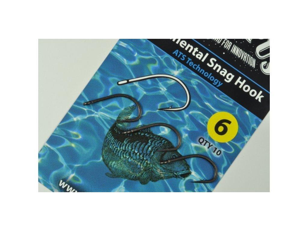 Háčky Continental Snag Hook ATS