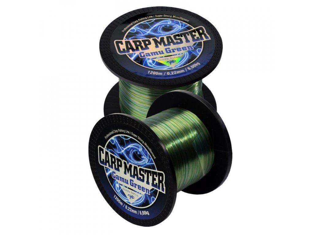 Vlasec Carp Master Camou Green
