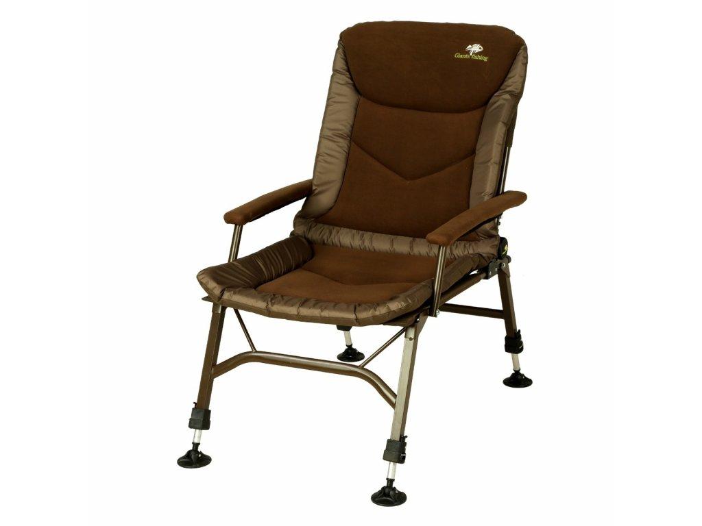 Giants Fishing Sedačka RWX Plus Fleece Chair