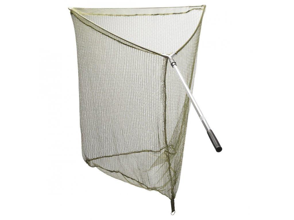 Giants Fishing Podběráková hlava Carp Net Head 100x100cm + rukojeť AKČNÍ SET